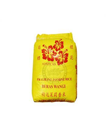 25kg Three Hibiscus Fragrant Jasmine Rice  槿花牌茉莉香米