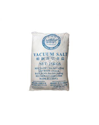 25kg Vacuum Salt (China) 纯洁食盐小蓝