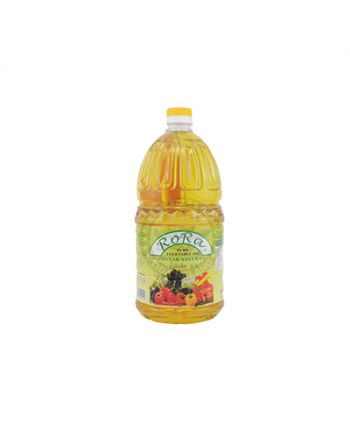 2Ltr x 6 RoRa Cooking Oil 食油