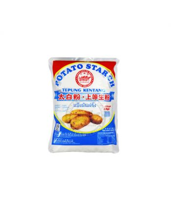 5kg x 4 Potato Starch 马玲薯粉