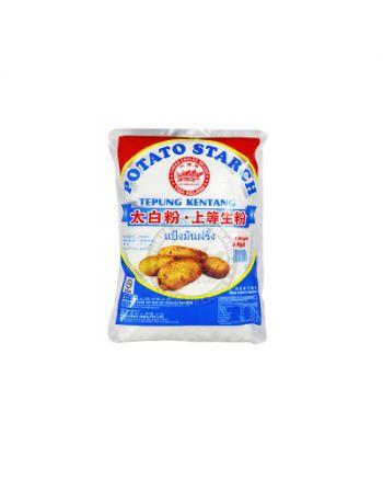 5kg x 4 Potato Starch 马玲薯粉