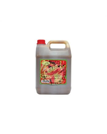 5kg x 4 RoRa Chilli Sauce 辣椒酱