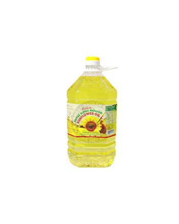 5Ltr x 4 RoRa Sunflower Oil  癸花油