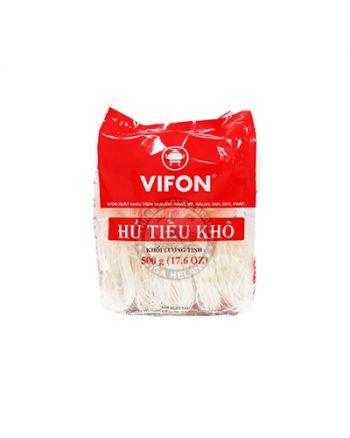 500gm x 12 Vifon Dry Rice Noodle 飛豐干棵條
